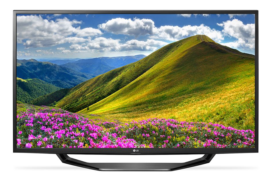 Телевизор LG 43LJ515V LED 43 Black, 16:9, 1920x1080, USB, 2xHDMI, AV, DVB-T2, C, S2 телевизор samsung ue32m5000akx led 32 black 16 9 1920x1080 usb hdmi av dvb t2 c