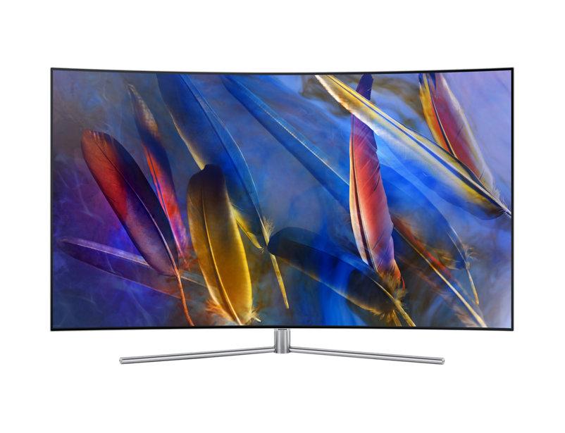 Телевизор QLED 49'' Samsung QE49Q7CAMUXRU / CURVED/ 7 Series/ Ultra HD (3840x2160)/ 4200R/ Ultra B плазменный телевизор samsung ud46e b