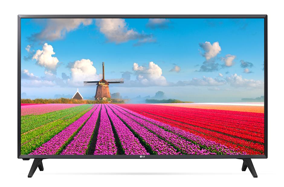 все цены на Телевизор LG 43LJ500V LED 43
