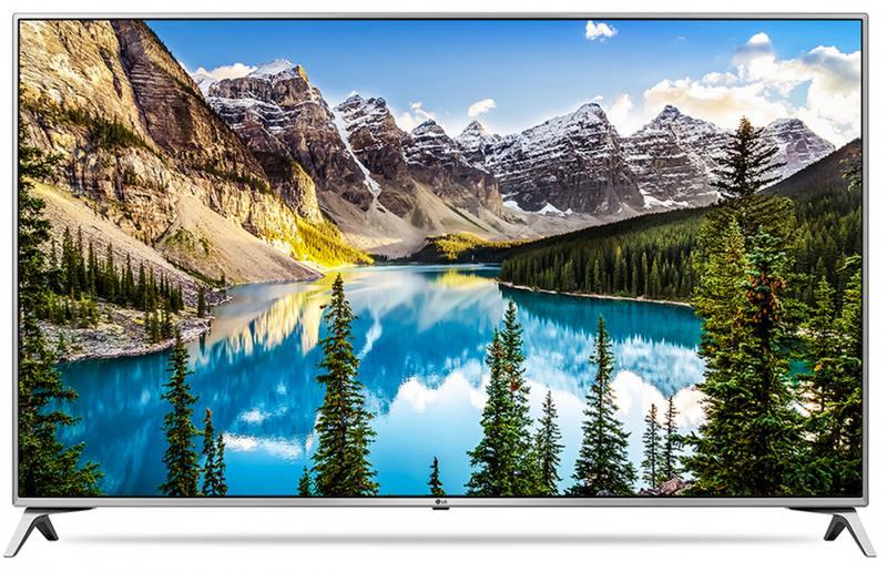Телевизор LG 49UJ651V LED 49