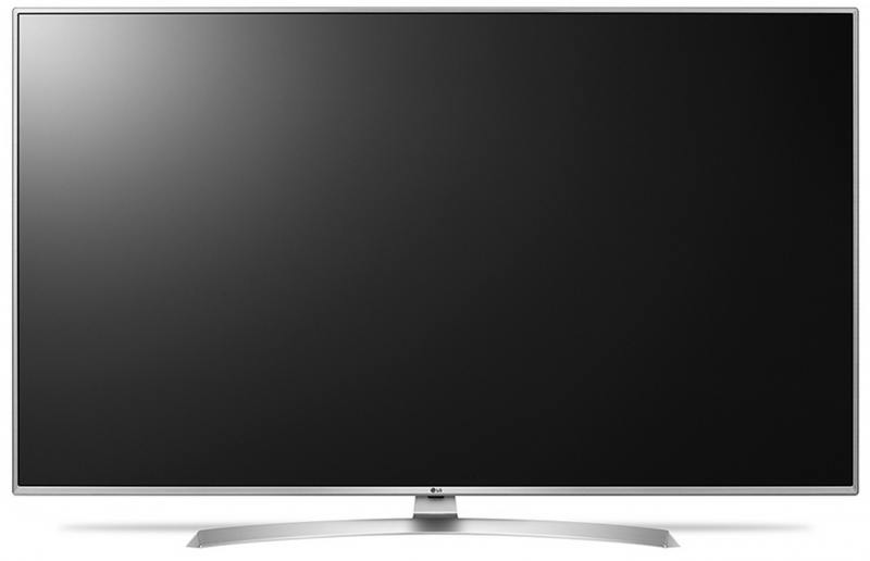Телевизор LG 65UJ655V LED 65 Silver, 16:9, 3840x2160, Smart TV, USB, 4xHDMI, AV, DVB-T2, C, S2 телевизор samsung ue65mu6300ux led 65 black 16 9 3840x2160 smart tv usb 3xhdmi av dvb t2 c s2