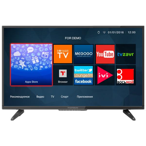 Телевизор LED 28 Thomson T28D19DHS-01B жк телевизор thomson t19e21dh 01b