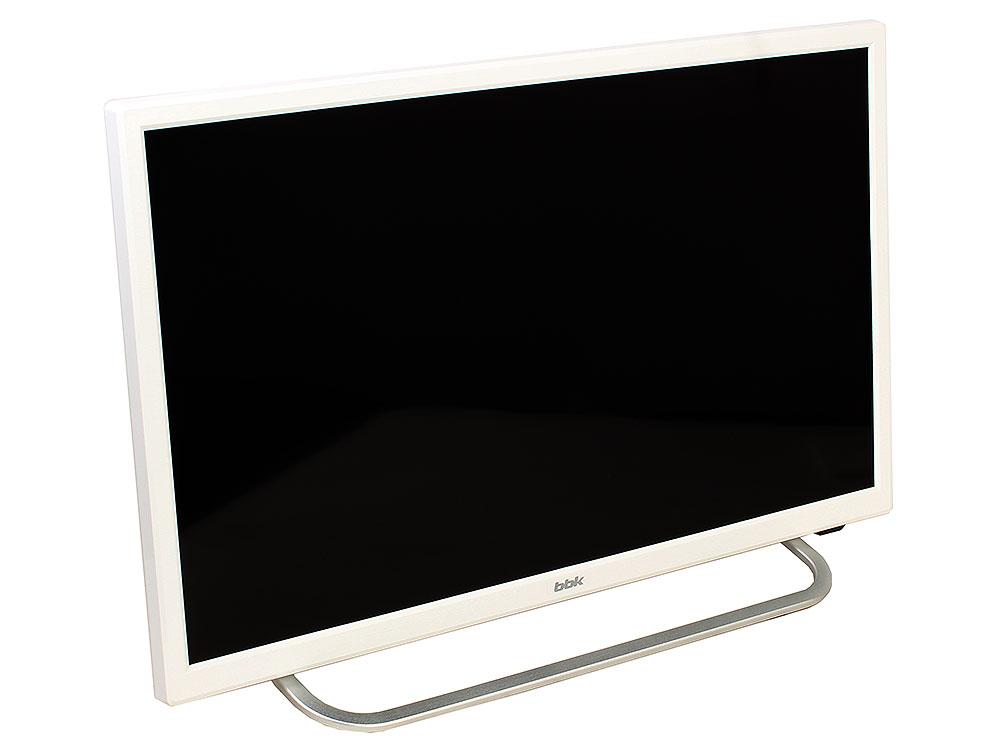 Телевизор BBK 24LEM-1037/T2C LED 24 Black, 16:9, 1366х768, 3000:1, 220 кд/м2, USB, VGA, HDMI, AV, DVB-T, T2, C жк телевизор bbk 24 24lem 1037 t2c 24lem 1037 t2c