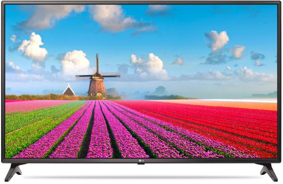 Телевизор LG 43LJ610V LED 43 Black, 16:9, 1920х1080, Smart TV, USB, 3xHDMI, AV, Wi-Fi, RJ-45, DVB-T2, C, S2 телевизор samsung ue65mu6300ux led 65 black 16 9 3840x2160 smart tv usb 3xhdmi av dvb t2 c s2