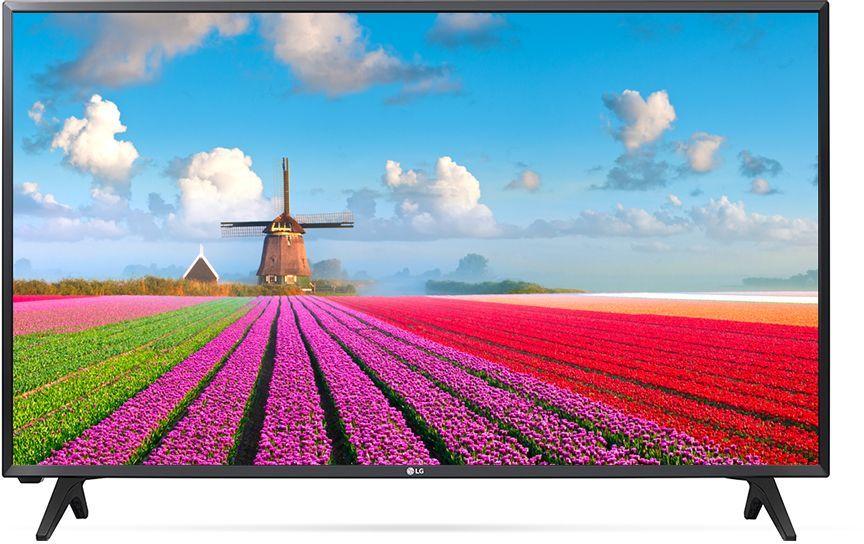 Телевизор LG 32LJ501U 32 LED Black, 16:9, 1366x768, USB, AV, 2xHDMI, CI+, DVB-T, T2, C, S2 original dvb t satlink ws 6990 terrestrial finder 1 route dvb t modulator av hdmi ws 6990 satlink 6990 digital meter finder