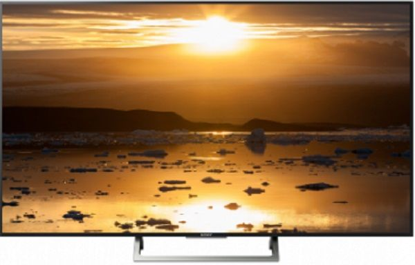 "Телевизор Sony KD-49XE7096BR2 LED 48.5"" Black, 16:9, 3840x2160, AV, 3xUSB, 3xHDMI, RJ-45, Cl+, WiFi, Smart TV, DVB-T, T2, C, S, S2"