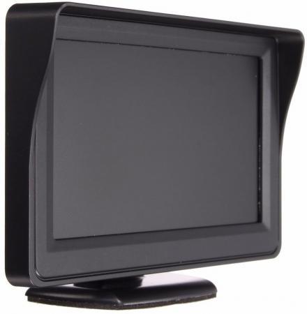 Автомобильный монитор Sho-Me Monitor-43D блютуз гарнитура scala rider sho 1