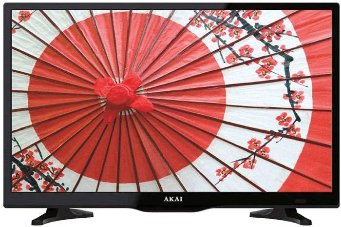 Телевизор Akai LEA-24A64M LED 23.6 Black, 16:9, 1366x768, 1000:1, 190 кд/м2, AV, USB, HDMI, SCART, DVB-T, T2, C akai mpc 1000 в петербурге