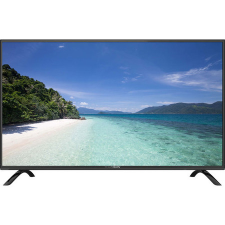 "Телевизор Thomson T49D21SF-01B TV LED 49"" Black, 16:9, 1920x1080, 4000:1, 300 кд/м2, 2xUSB, 3xHDMI, DVB-T, T2, C, S2"