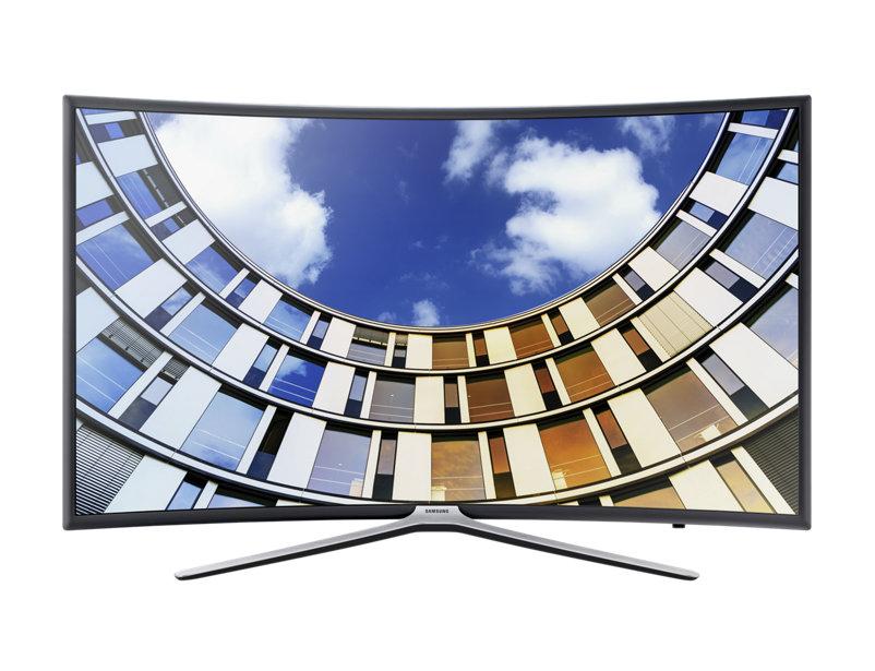 Телевизор Samsung UE55M6500AUX LED 55 Black, 16:9, 1920x1080, Curved, Smart TV, WiFi, HDMI, USB led телевизор samsung ue48j5530 black