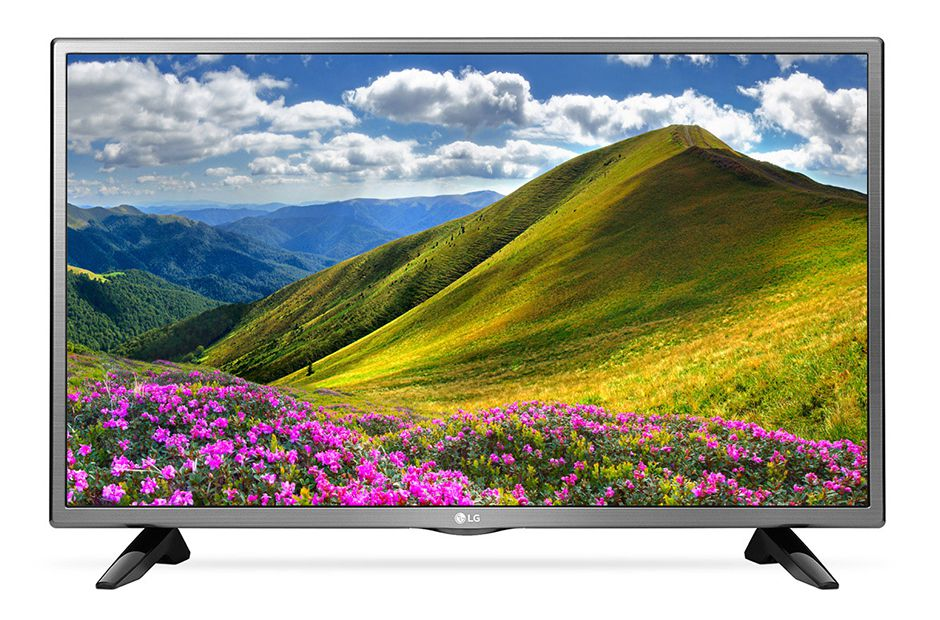 Телевизор LG 32LJ600U LED 32 Silver, 16:9, 1366x768, USB, HDMI, AV, RJ-45, WiFi, Smart TV, DVB-T2, C, S2 телевизор pranen смарт wifi телевизор с изогнутым экраном 32qm smh15 hdmi usb