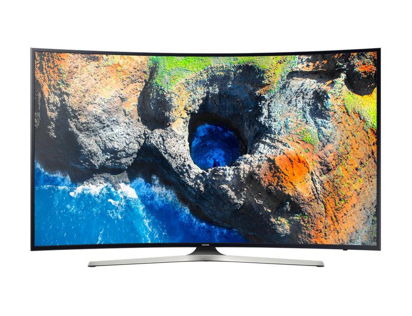 Телевизор Samsung UE49MU6303UX LED 49 Black, 16:9, 1920x1080, 2xUSB, 3xHDMI, AV, RJ-45, WiFi, DVB-T, T2, C, S2