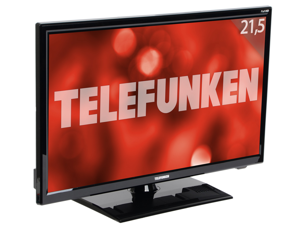 Телевизор TELEFUNKEN TF-LED22S48T2 LED 22 телевизор telefunken tf led32s40t2