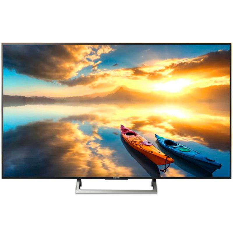 Телевизор Sony KD-43XE7096BR LED 43 Black, 16:9, 3840x2160, USB, HDMI, RJ-45, DVB-T2, C, S2
