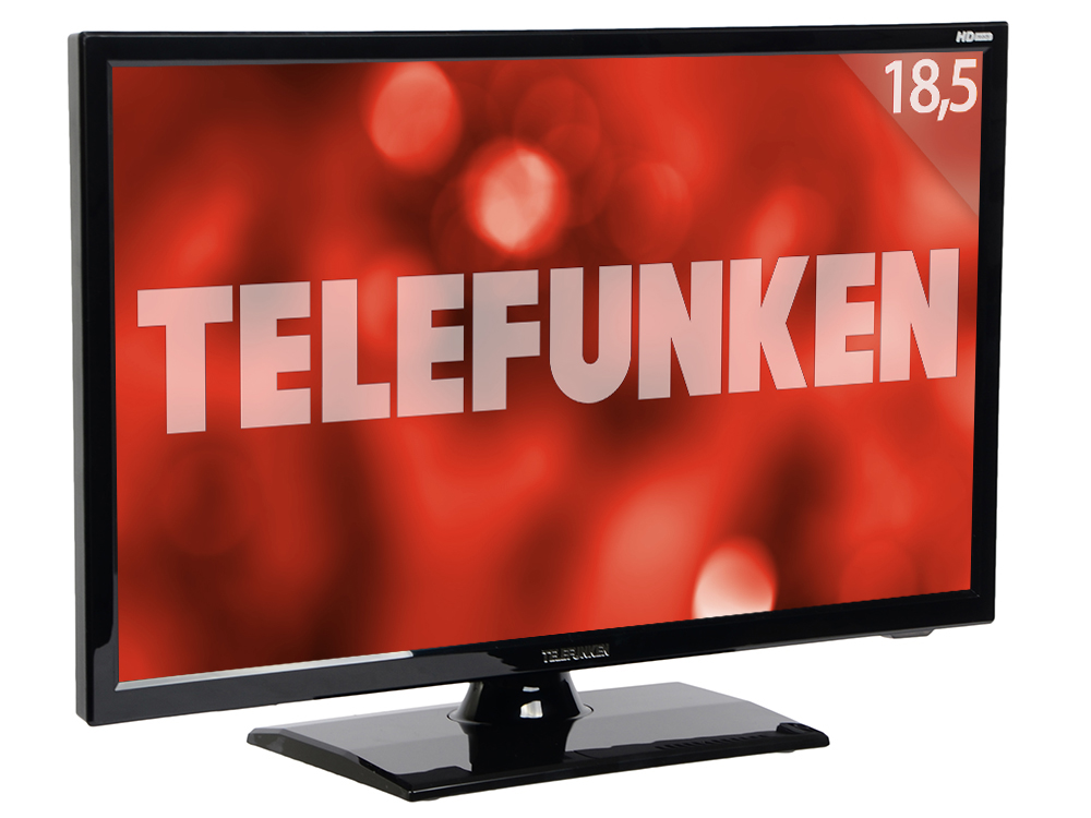 Телевизор Telefunken TF-LED19S14T2 LED 19 Black, 16:9, 1366x768, 1000:1, 200 кд/м2, USB, VGA, HDMI, S/PDIF, DVB-T, T2, C телевизор led 28 harper 28r661t белый hd ready dvb t2 hdmi usb vga white 16 9 1366x768 60000 1 200 кд м2 vga hdmi dvb t t2 c