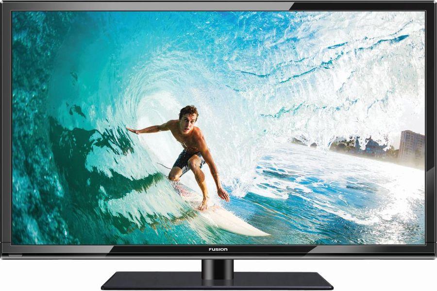 Телевизор Fusion FLTV-22C100T LED 22 Black, 16:9, 1920x1080, 80 000:1, 200 кд/м2, USB, VGA, HDMI, DVB-T, T2, C телевизор supra stv lc22lt0010f led 22 black 16 9 1920x1080 80000 1 220 кд м2 usb vga hdmi dvb t2 c