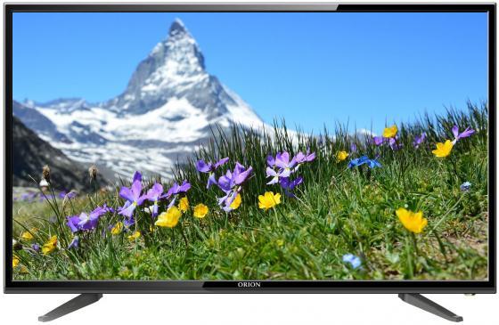 Телевизор Orion OLT-32400 LED 32 Black, 16:9, 1366x768, USB, HDMI, AV, VGA телевизор supra stv lc22lt0010f led 22 black 16 9 1920x1080 80000 1 220 кд м2 usb vga hdmi dvb t2 c
