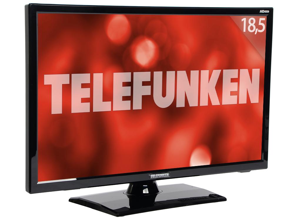 Телевизор LED 19 TELEFUNKEN TF-LED19S12T2 Черный led телевизор erisson 40les76t2