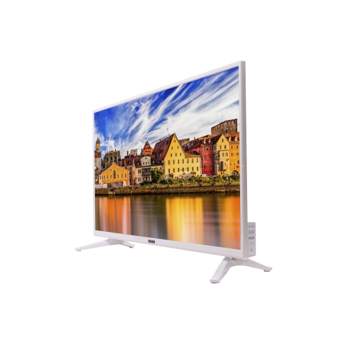 Телевизор LED 28 Harper 28R661T Белый, HD Ready, DVB-T2, HDMI, USB, VGA White, 16:9, 1366x768, 60000:1, 200 кд/м2, VGA, HDMI, DVB-T, T2, C 80 channels hdmi to dvb t modulator hdmi extender over coaxial