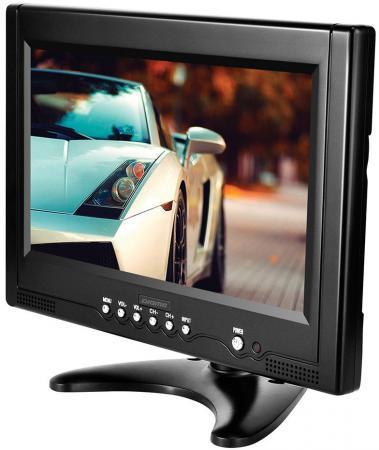 Автомобильный телевизор Digma DCL-920 9 черный автомобильный телевизор digma dcl 1020 10 1 черный