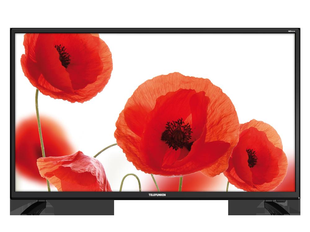 Телевизор TELEFUNKEN TF-LED28S58T2 LED 27.5 Black, 16:9, 1366x768, 3000:1, 280 кд/м2, USB, VGA, 3xHDMI, AV, DVB-T, T2, C roland kd 9