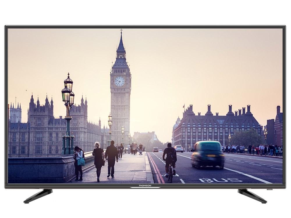 Телевизор LED 43 Thomson T43FSE1010 Черный, Full HD, DVB-T2, HDMI, USB original dvb t satlink ws 6990 terrestrial finder 1 route dvb t modulator av hdmi ws 6990 satlink 6990 digital meter finder