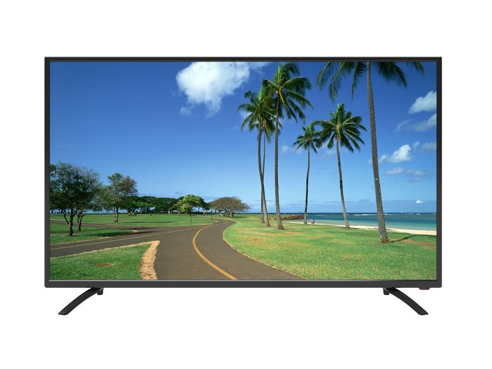 Телевизор LED 40 Harper 40F670TS Серый, Full HD, DVB-T2, HDMI, USB телевизор samsung ue55mu6500u led 55 silver 16 9 3840x2160 usb rj 45 hdmi av dvb t2 c s2