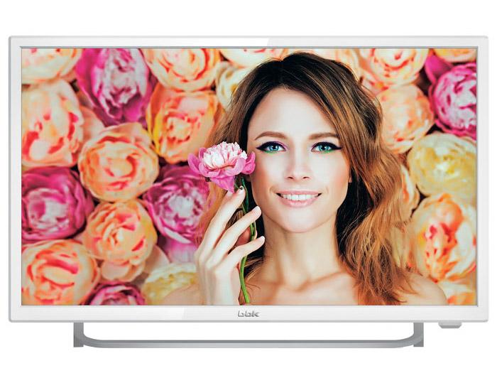 Телевизор BBK 24LEM-1037/FT2C LED 24 White, 16:9, 1920x1080, 3000:1, 200 кд/м2, USB, HDMI, AV, VGA, DVB-T, T2, C телевизор led 24 harper 24r471t белый hd ready hdmi usb vga white 16 9 1366x768 50000 1 210 кд м2 vga hdmi dvb t t2