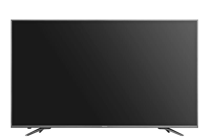 "Телевизор Hisense H55N6800 LED  55"" Black, Smart TV, 16:9, 3840x2160, 4000:1, 400 кд/м2, USB, 4xHDM, Wi-Fi, RJ-45, S/PDIF, DVB-T, T2, S, S2, C"