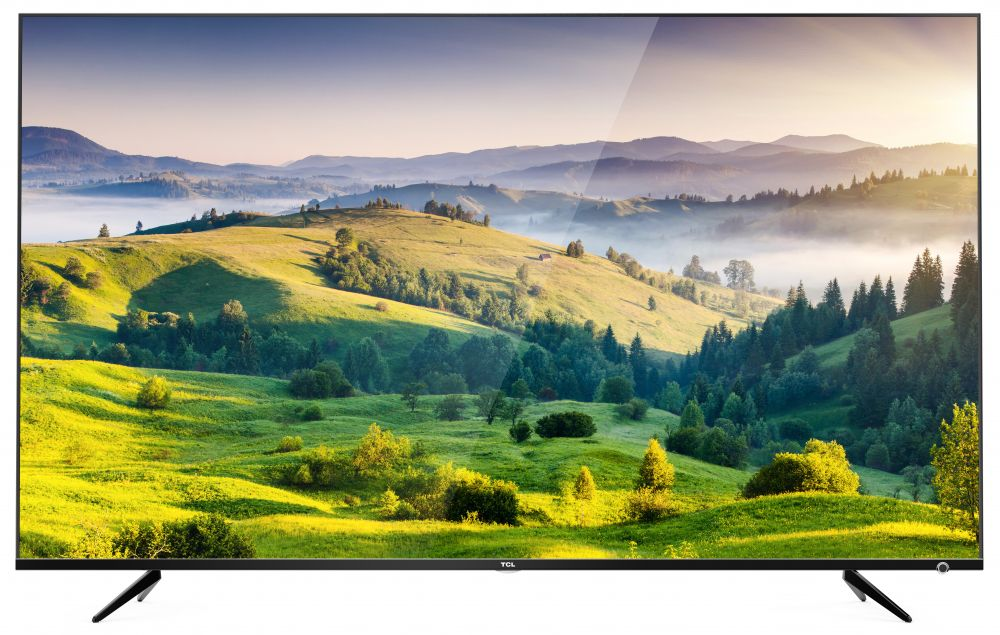 Телевизор TCL L50P6US LED 50 Black, 16:9, 1920x1080, Smart TV, 4000:1, 300 кд/м2, USB, 3xHDMI, AV, DVB-T, T2, C, S, S2 телевизор harper 50f660t led 50 black 16 9 1920x1080 120000 1 270 кд м2 usb vga 3xhdmi av dvb t t2 c