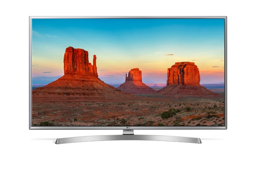 Телевизор LG 43UK6710 LED 43 Black, 16:9, 3840x2160, USB, 4xHDMI, AV, USB, DVB-T, T2, C, S2 lg 43lf634v led телевизор black