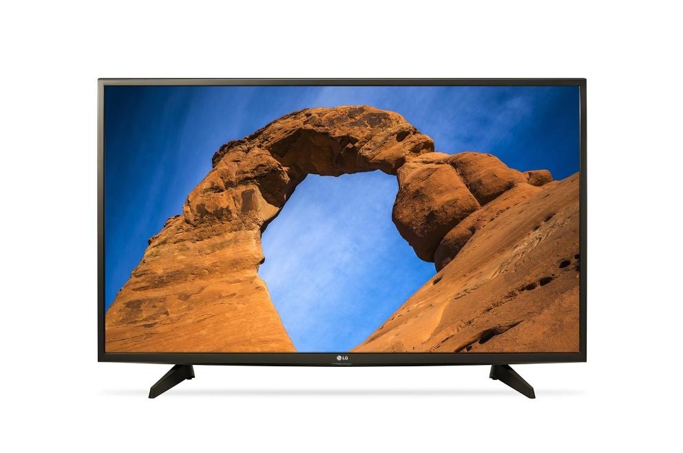 Телевизор LG 49LK5100 LED 49 Black, 16:9, 1920x1080, USB, 2xHDMI, AV, DVB-T, T2, C, S, S2 lg lcd 55uf850v телевизор black