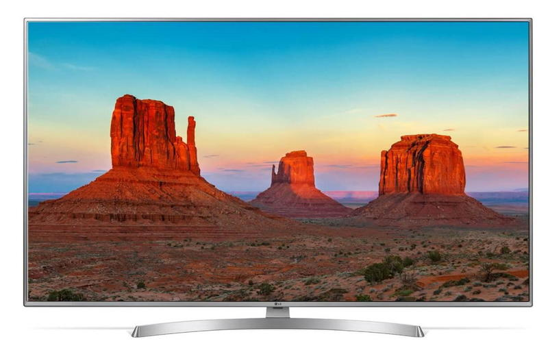 Телевизор LG 50UK6710 LED 50 Black, 16:9, 3840x2160, Smart TV, USB, 4xHDMI, AV, WiFi, RJ-45, DVB-T2, C, S2 телевизор led lg 50 50uk6510plb серебристый ultra hd 100hz dvb t2 dvb c dvb s2 usb wifi smart tv rus