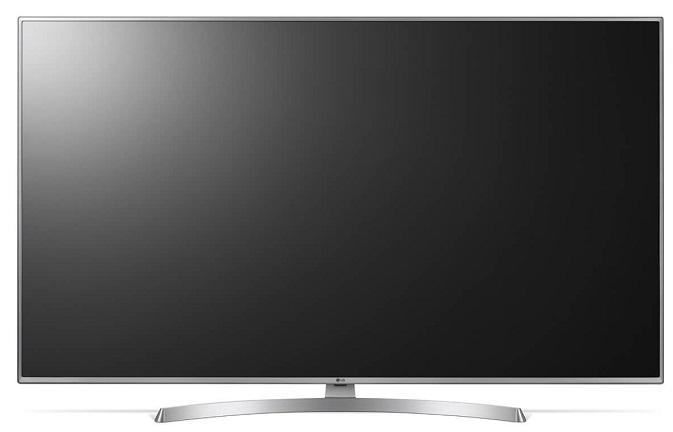 Телевизор LG 65UK6710 LED 65 Silver, 16:9, 3840x2160, 4xHDMI, 2xUSB, AV, RJ-45, Wi-Fi, DVB-T2, C, S2 телевизор lg 65uk6710
