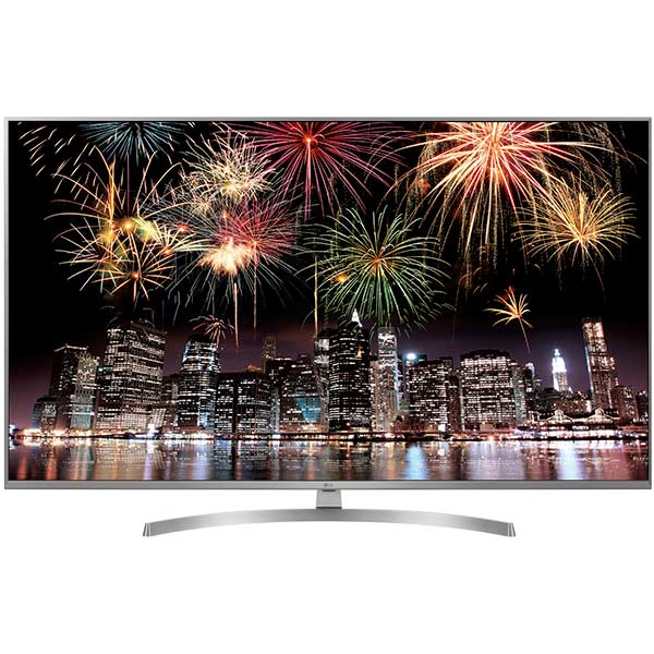 купить Телевизор LG 65UK7550 LED 65 Titanium, 16:9, 3840x2160, Smart TV, 4xHDMI, USB, RJ-45, Wi-Fi, DVB-T2, C, S2