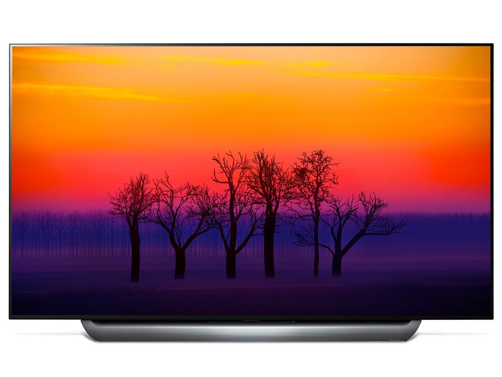 Телевизор LED 65 LG OLED65C8 Ultra HD, 50Hz, DVB-T2, DVB-C, DVB-S2, USB, WiFi, Smart TV k1 dvb t2 kodi tv box android 4 4 2 amlogic s805 quad core 1g 8g wifi