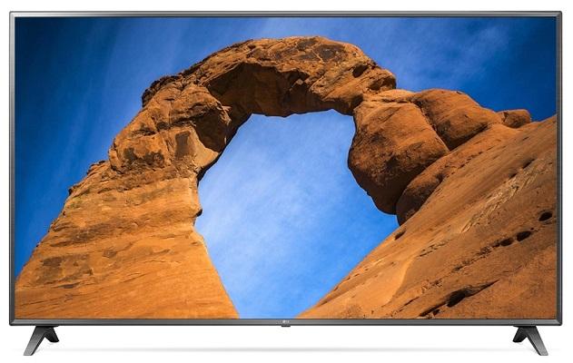 Телевизор LG 86UK6750 LED 86 Black, 16:9, 3840x2160, Smart TV, USB, 4xHDMI, Wi-Fi, RJ-45, DVB-T, T2, C, S, S2