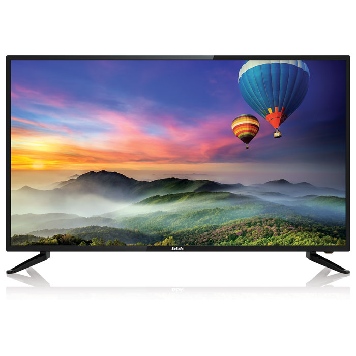 Телевизор BBK 40LEM-1056/FTS2C LED 40 Black, 16:9, 1920x1080, 5000:1, 250 кд/м2, 2xAV, VGA, 3xHDMI, USB, DVB-T, T2, C, S2 led телевизор bbk 49lem 1048 fts2c r 49 full hd 1080p черный