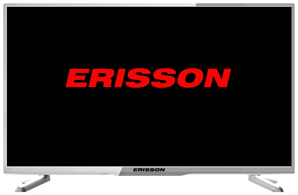 Телевизор LED 32 Erisson 32LEA21T2SMW Белый, ANDROID SMART, D-LED, HD-Ready (1366x768), DVBT2 led телевизор erisson 32 les 78 t2w