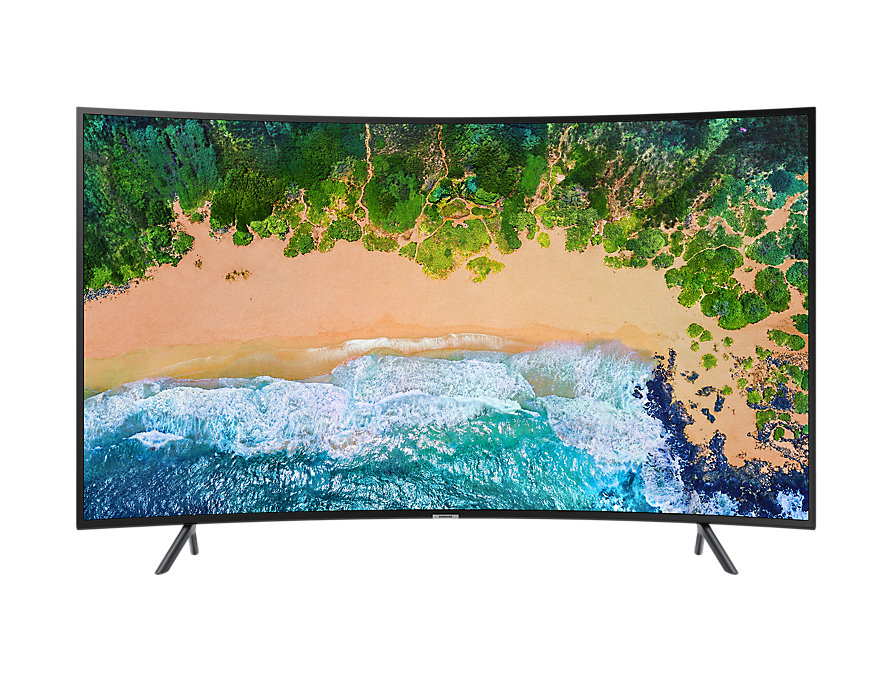 Телевизор Samsung UE55NU7300U LED 55 Black, 16:9, 1920x1080, Smart TV, USB, 3xHDMI, AV, Wi-Fi, RJ-45, DVB-T2, C, S2