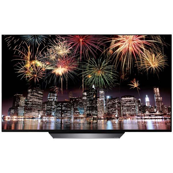 Телевизор LG OLED65B8 LED 65 Black, 16:9, 3840х2160, Smart TV, USB, 4xHDMI, Wi-Fi, RJ-45, DVB-T2, C, S2
