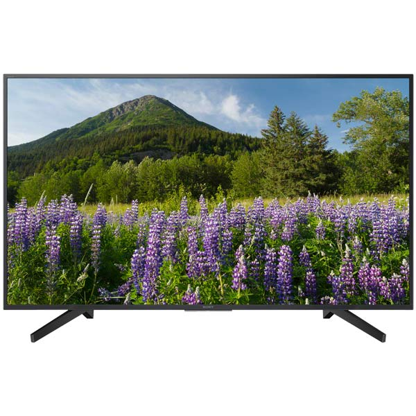 купить Телевизор SONY KD-43XF7005 LED 43 Black, 16:9, 3840x2160, Smart TV, USB, 4xHDMI, Wi-Fi, RJ-45, DVB-T, T2, C, S, S2