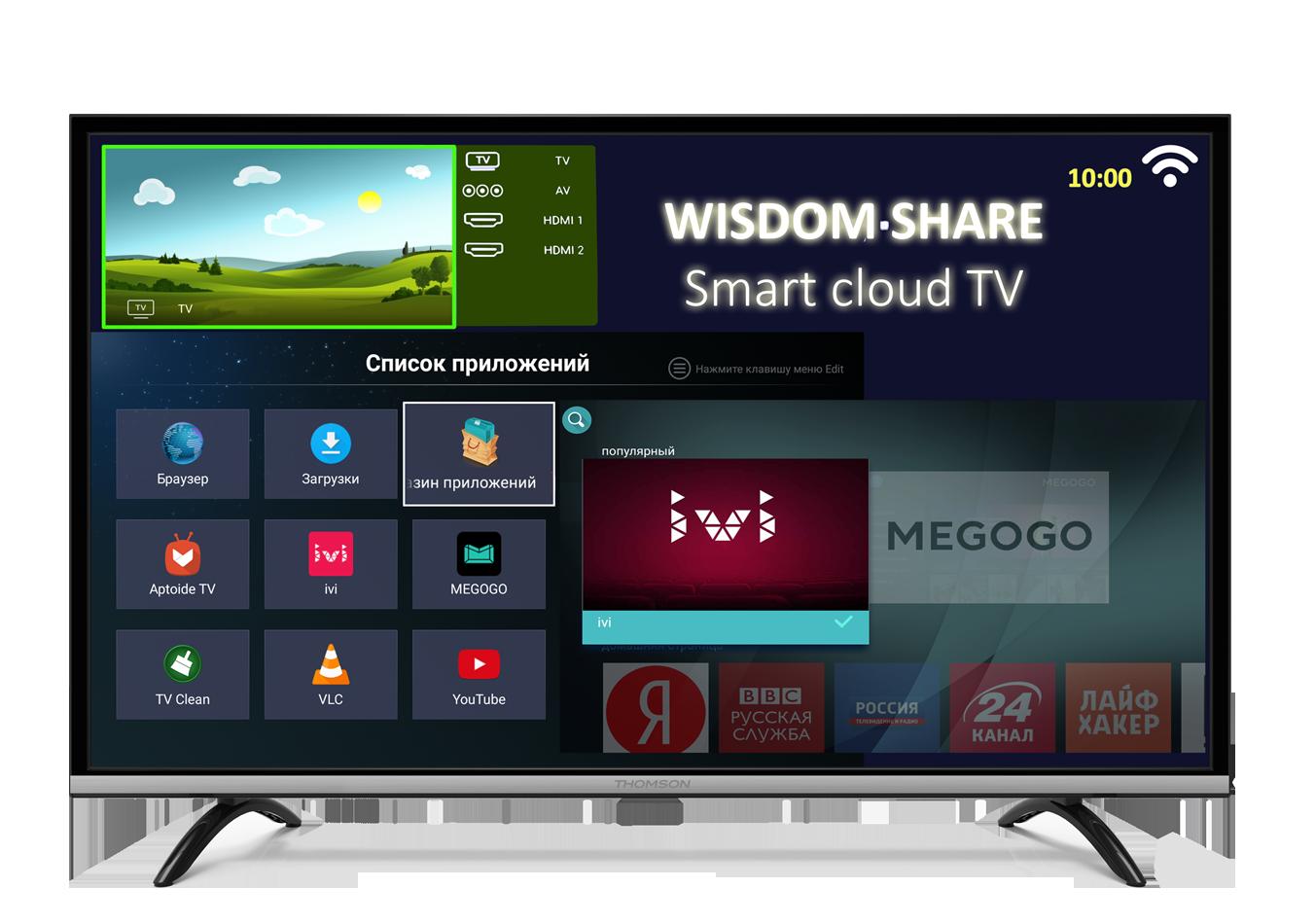цена на Телевизор LED 32 Thomson T32RTL5140