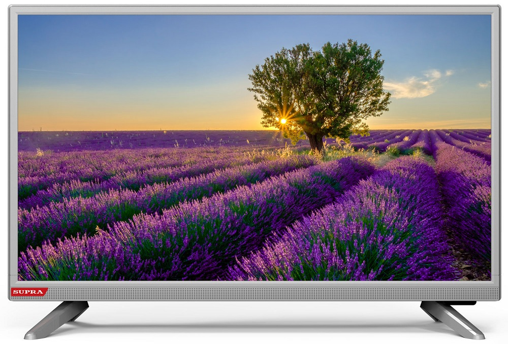 Телевизор Supra STV-LC22LT0051F LED 22' Grey, 16:9, 1920x1080, 80000:1, 200 кд/м2, USB, VGA, HDMI, AV, DVB-T, T2, C jsj slide desktop socket multi media hdmi vga av usb2 0 box free shipping