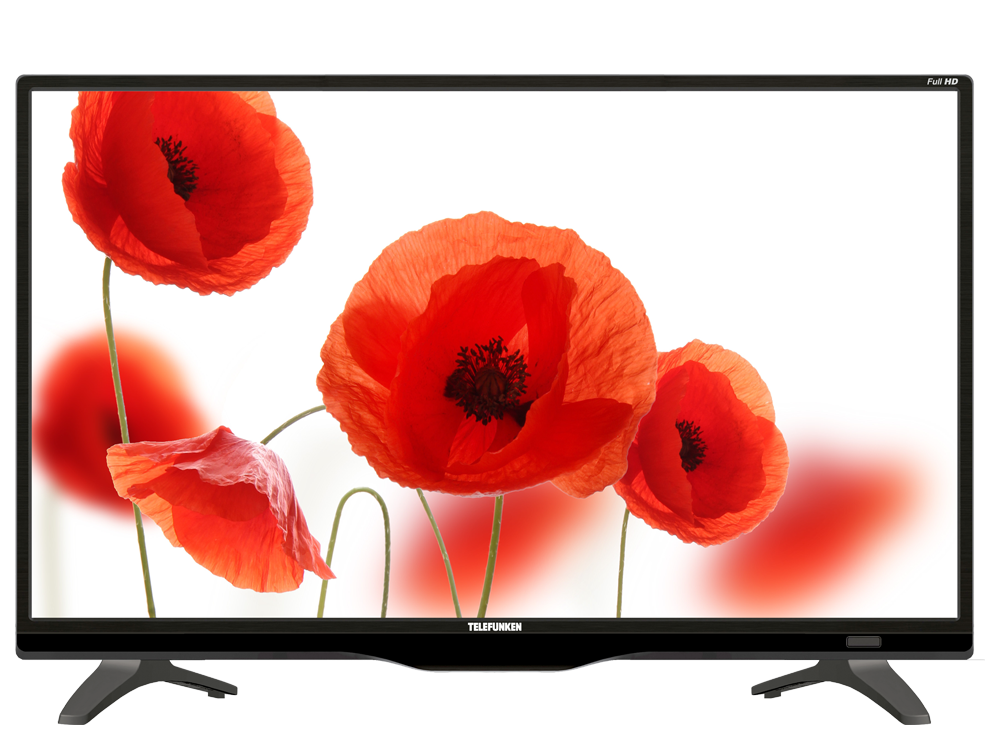 Телевизор LED 22 TELEFUNKEN TF-LED22S62T2 (черный) FULL HD, 1 USB порт, HDMI, VGA, SCART, DVB-T/DVB-T2/DVB-C, ТЕЛЕТЕКСТ crenova full hd home theater cinema lcd image system 100 lumens mini led projector with av vga sd usb hdmi for dvd pc