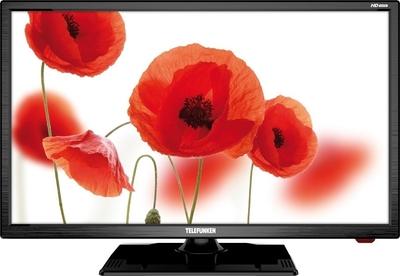 Телевизор LED 24 TELEFUNKEN TF-LED24S42T2(черный) телевизор telefunken tf led19s14t2 черный