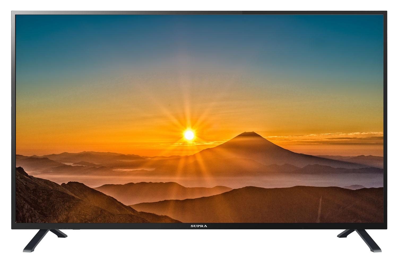 Телевизор Supra STV-LC55ST2000U LED 55 Black, 16:9, 3840x2160, 120000:1, 300 кд/м2, USB, 3xHDMI, WiFi, RJ-45, DVB-T2, C, S2 кастрюля supra sts 2002 c