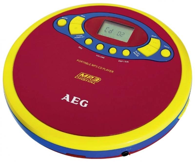 MP3 плеер AEG CDP 4228 bunt