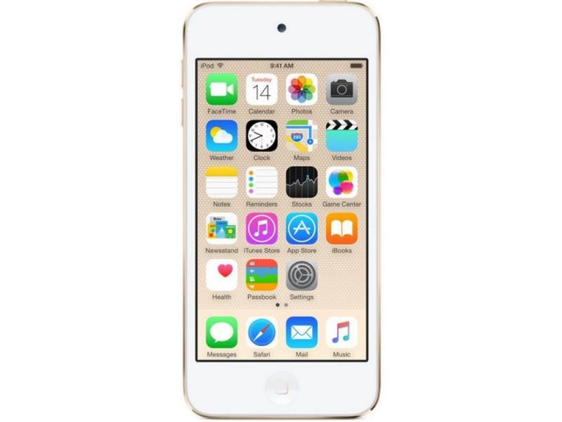 Плеер Apple iPod touch 6 64Gb MKHC2RU/A золотой