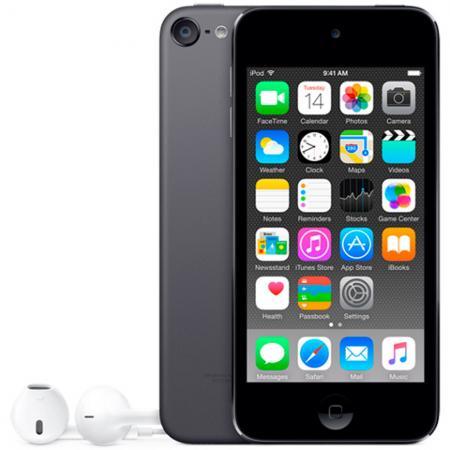 Плеер Apple iPod touch 128Gb MKWU2RU/A серый mp3 плеер apple ipod touch 128gb space gray mkwu2ru a